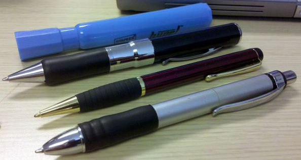 MP9 2GB Spy Pen Camera