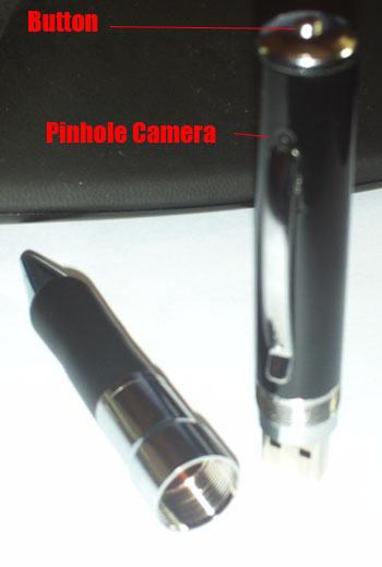 MP9 2GB Spypen Camera Pinhole